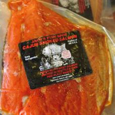 Cajun Smoked Salmon